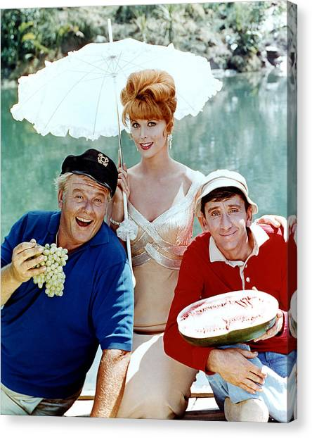 Gilligan's Island  Canvas Print