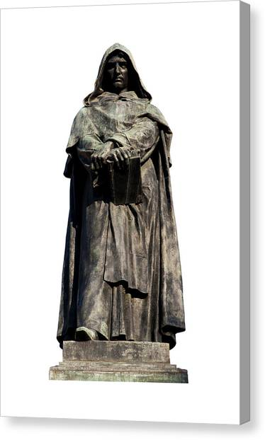 Giordano Bruno Canvas Print