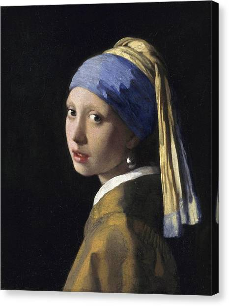 0aa89dac25a Girl With A Pearl Earring by Johannes Vermeer