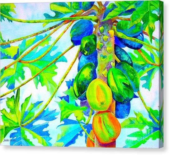 Abundant Blessings Canvas Print