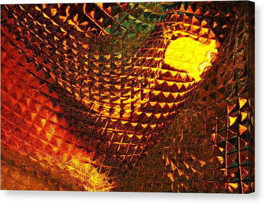 Glass Works 13 Canvas Print