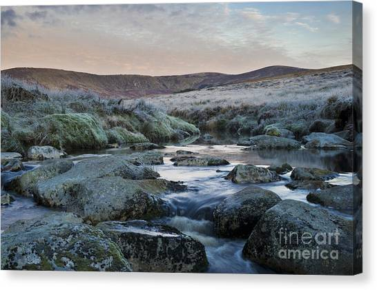 Glenmacnass 3 Canvas Print by Michael David Murphy
