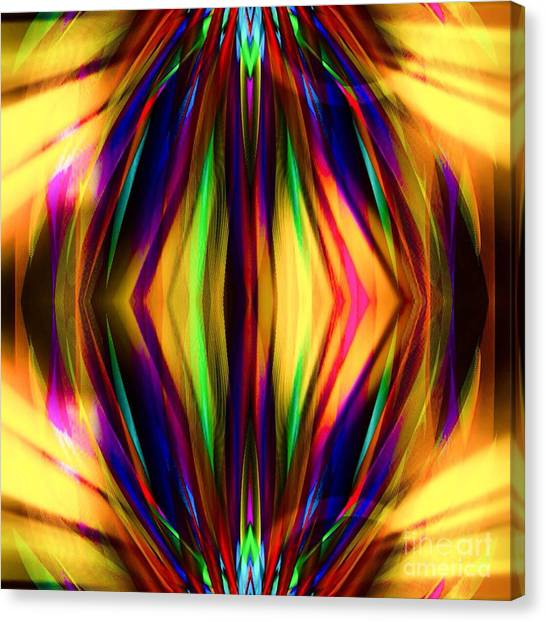 Glo Bright Canvas Print by Gayle Price Thomas