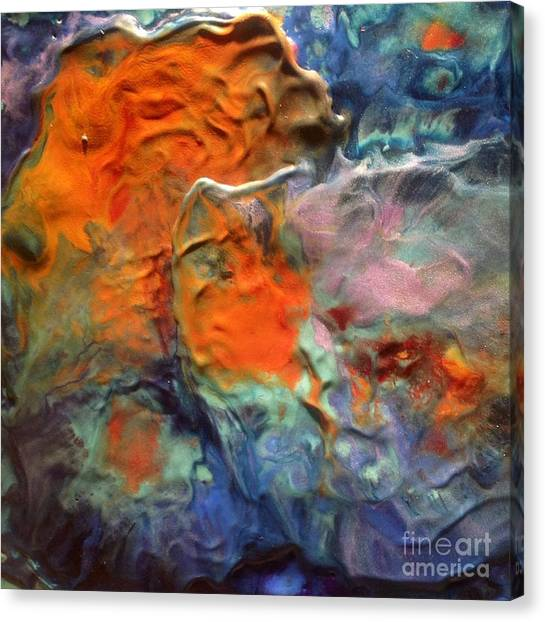 Glorious Ascension Canvas Print