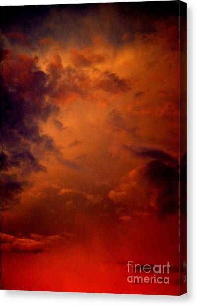 Glorious Splendor Canvas Print