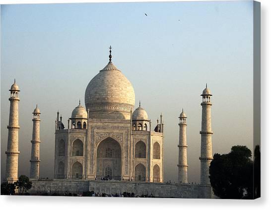 Glorious Taj Canvas Print