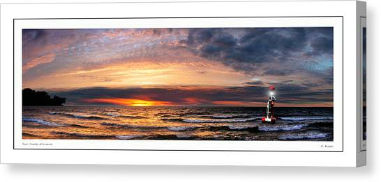 Glory In My Lenses Canvas Print