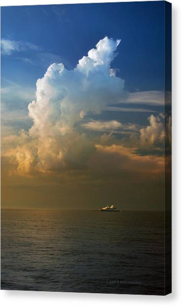 Glory Canvas Print