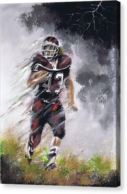 Go Cody Canvas Print