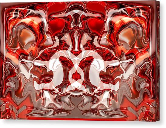 Witkowski Canvas Print - Go Cougs by Omaste Witkowski