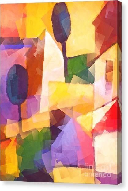 Go South Canvas Print by Lutz Baar
