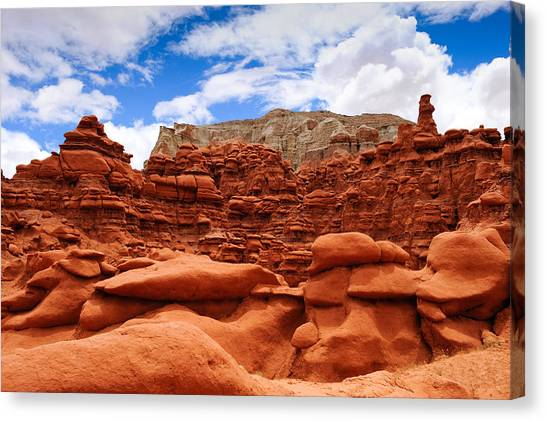 Goblin Valley State Park Canvas Print