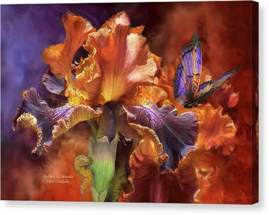 Goddess Of Miracles Canvas Print