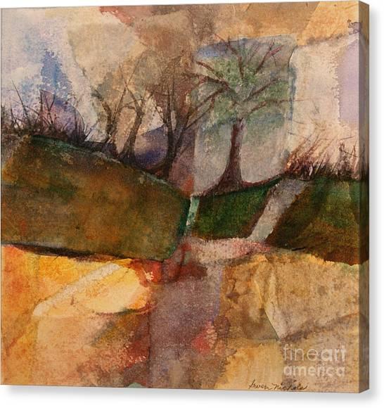 Going Home Canvas Print by Gwen Nichols