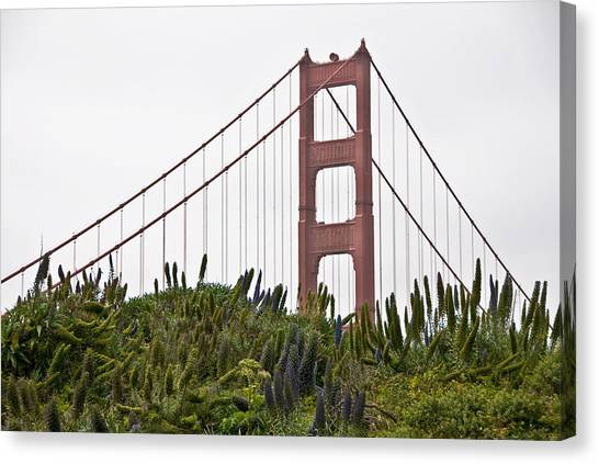 Golden Gate Bridge 1 Canvas Print