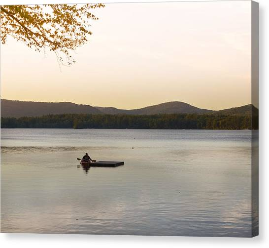 Gone Fishin' Canvas Print