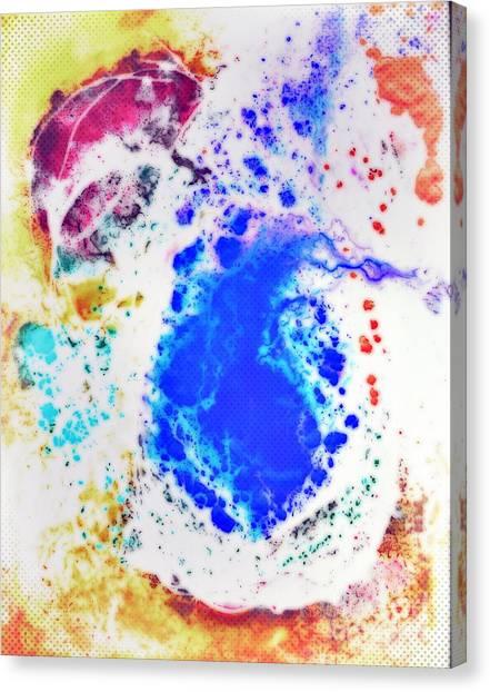 Good Guess Canvas Print