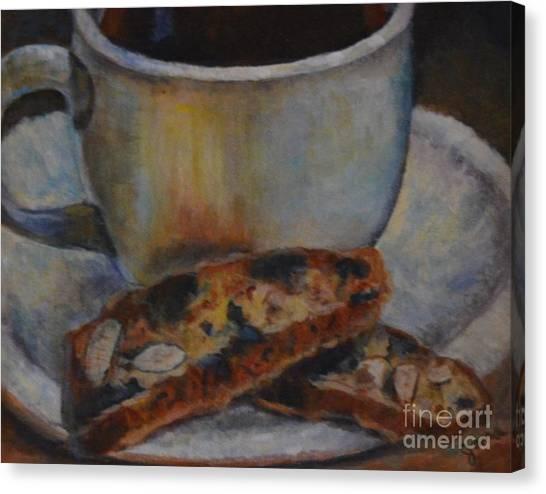 Good Morning Canvas Print by Jana Baker