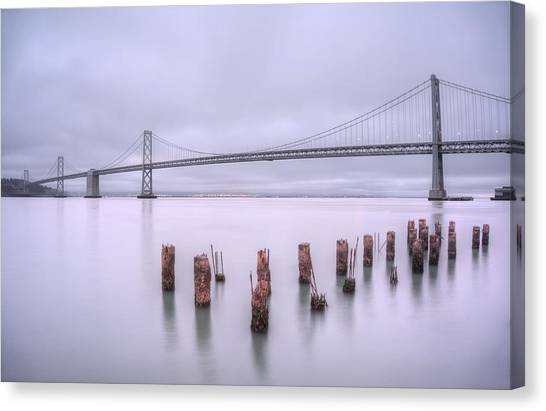 Good Morning San Francisco Canvas Print