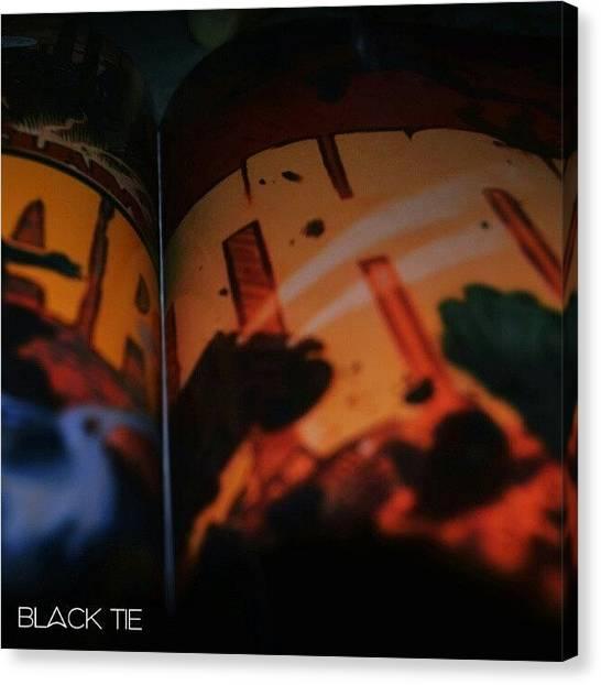 Art Movements Canvas Print - Good Read #blacktie #comicbooks by Johnny Dower Jr