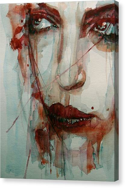 Emotions Canvas Print - Goodbye To Love by Paul Lovering