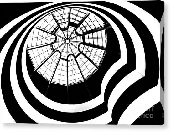 Museums Canvas Print - Googly-eyed by Az Jackson