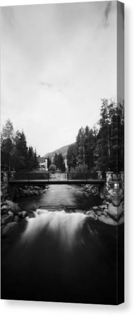 Gore Creek Vail Canvas Print