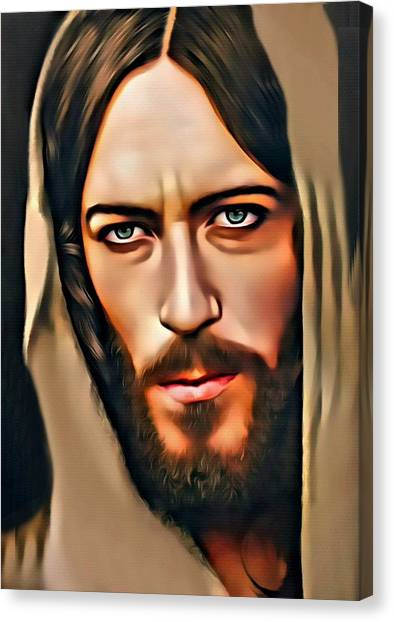 Got Jesus? Canvas Print