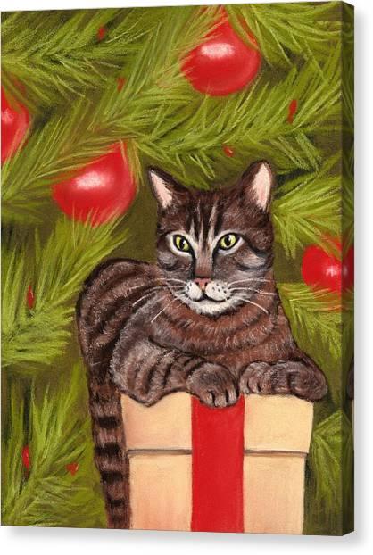 Got Your Present Canvas Print