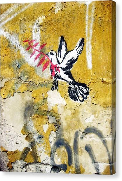 Stencil Graffiti Canvas Prints (Page #11 of 37)   Fine Art America