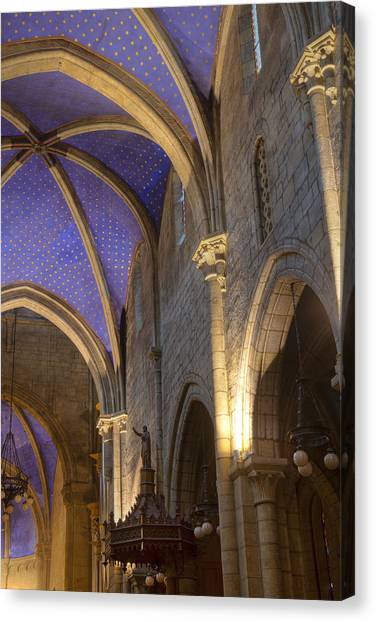 Grand Arches Canvas Print
