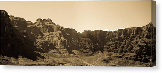 Grand Canyon 2007 Canvas Print by BandC  Photography