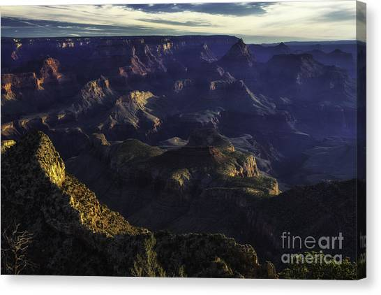 Grand Canyon 4 Canvas Print by Richard Mason