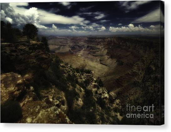 Grand Canyon 6 Canvas Print by Richard Mason