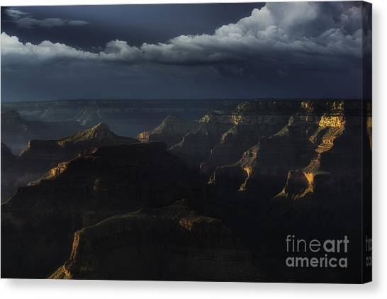 Grand Canyon 9 Canvas Print by Richard Mason
