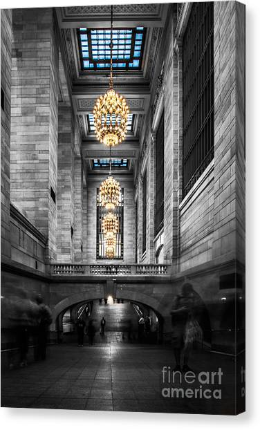 Grand Central Station IIi Ck Canvas Print