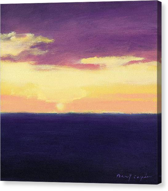 Grand Finale Canvas Print