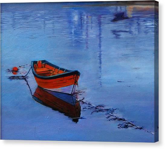 Grand Manan Canvas Print