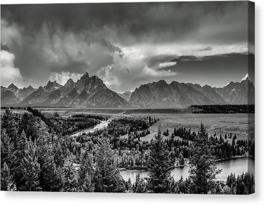 Grand View Canvas Print