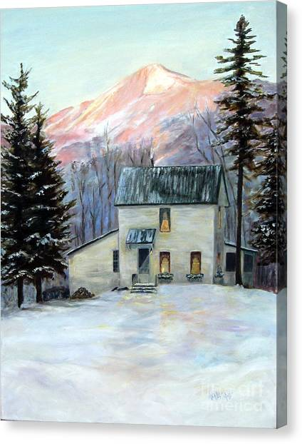 Grandma's House Canvas Print