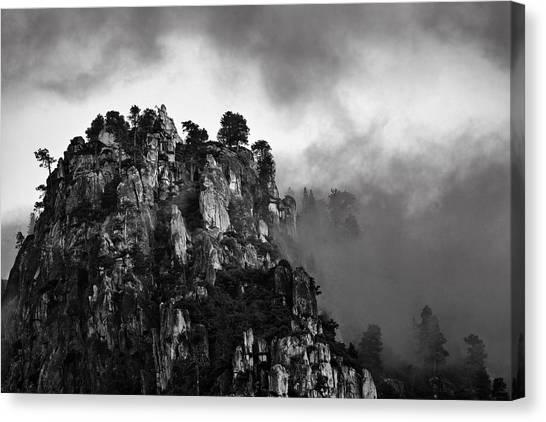 Granite Bluff  Mg2420 Canvas Print