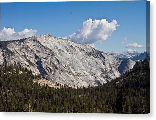 Granite Mountain Canvas Print