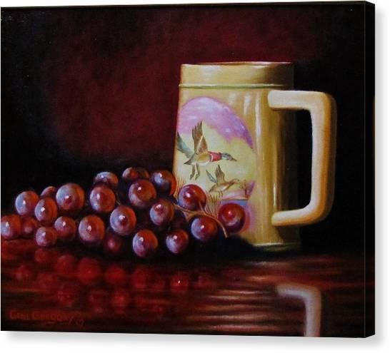 Grape Expectations Canvas Print