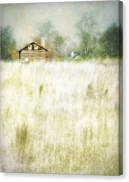 Grasslands Canvas Print