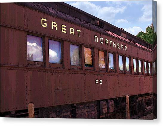 Great Northern Canvas Print