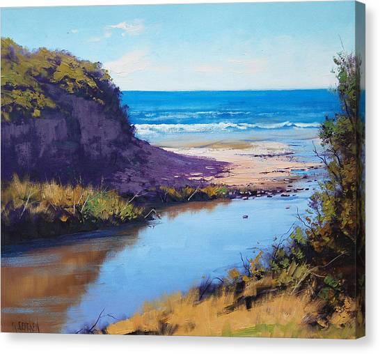 Victoria Canvas Print - Great Ocean Rd  Vic by Graham Gercken