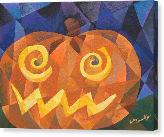 Great Pumpkin Canvas Print