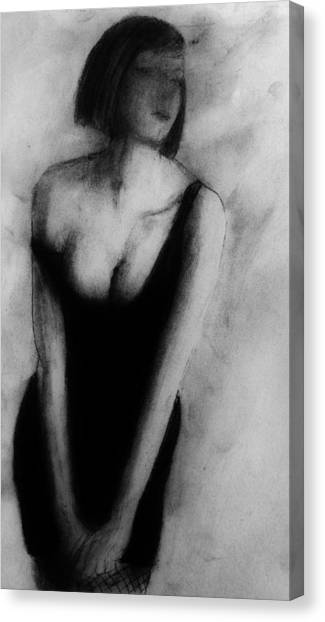 Gretta Canvas Print