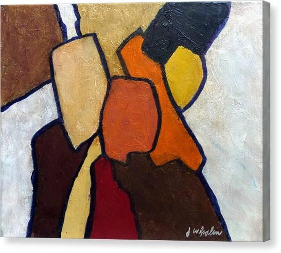 Group Hug - Hats Off To Hans Canvas Print
