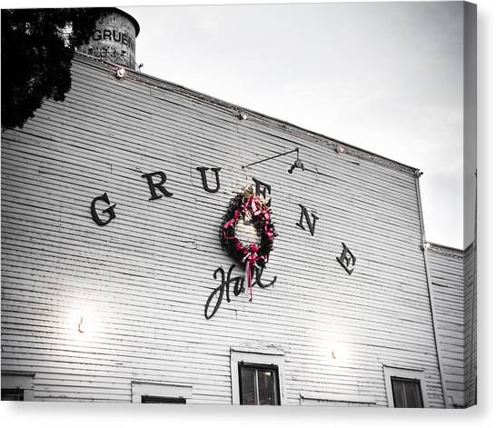 Gruene Hall Canvas Prints Fine Art America